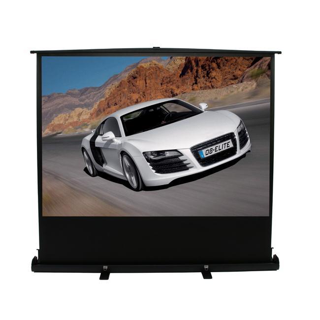 floor projector screen