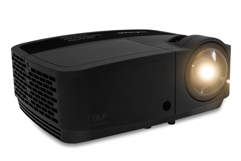 InFocus IN118HDSTA 3D Ready DLP Projector