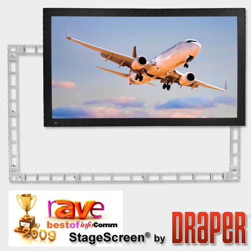 Draper StageScreen
