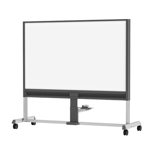 "Da-Lite 22951 Idea Interactive Cart with 90"" Diagonal Idea Screen/Board (16:10)"