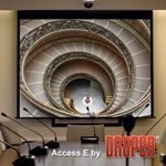 Draper 104003 Access/Series E 99 diag. (70x70) - Square [1:1] - Matt White XT1000E 1.0 Gain