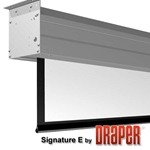 Draper 111363Q Signature/Series E 115 diag. (69x92) - Video [4:3] - Glass Beaded CH3200E 3.2 Gain