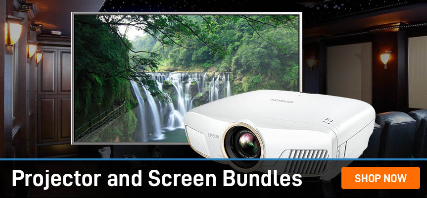 projector and screen bundles