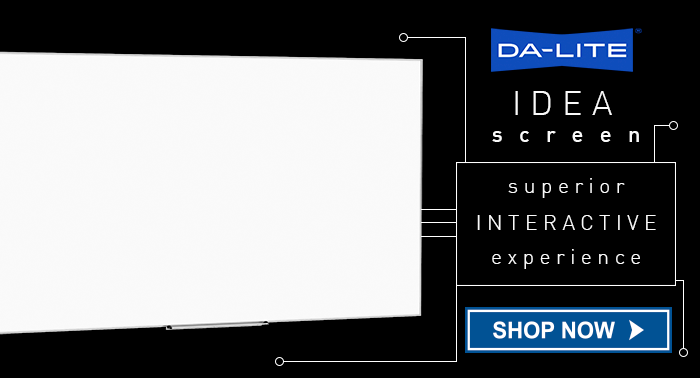 Da-lite Idea Screen
