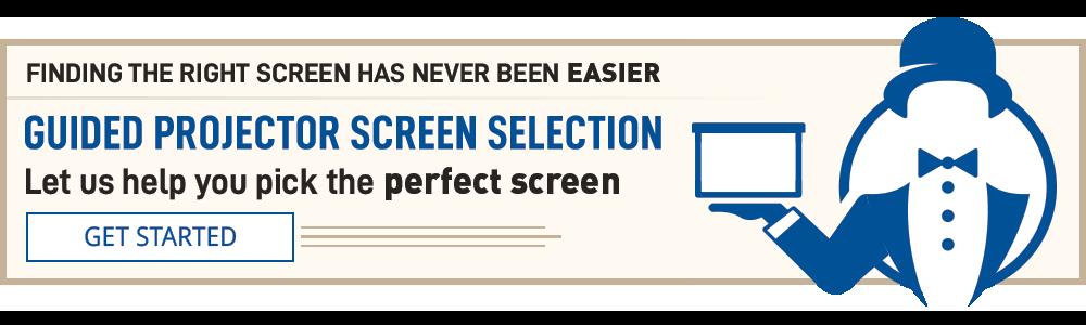 ProjectorScreen.com Concierge