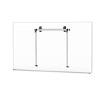 Da-Lite 28406 Idea WBM2 Micro-Adjustable Whiteboard Mount for IDEA Screens