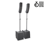 LD Systems Curv 500 Portable Array Systems Power Set + Bags Bundle