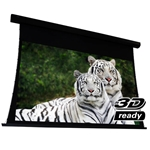 "EluneVision 106"" (52x92) 16:9 Reference Studio 4K Tab Tensioned AudioWeave 1.15 Gain Projector Screen"