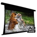 "EluneVision 100"" (49x87) 16:9 Reference Studio 4K Tab Tensioned 1.0 Gain Projector Screen - Elune-T3-100-4K"