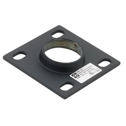 "Chief 4"" Ceiling Plate W 1 1/2"" NPT                         CURRENT STOCK ONLY"