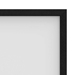 Da-Snap Da-Tex Rear Projection Fixed Frame Projection Screen Viewing Area: 60... - Dalite-34680