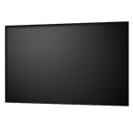 "Da-Lite 29169 Parallax Thin Ambient Light Rejecting Fixed Frame - 110"" (54x96) - [16:9] - 0.8 Gain"