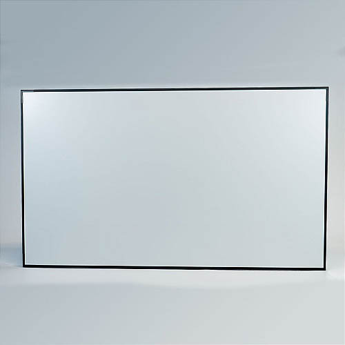 Draper 254201FN Profile+ Fixed Frame Projection Screen