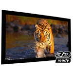 "EluneVision 100"" (49x87) 16:9 Reference Studio 4K AudioWeave Fixed 1.15 Gain Projector Screen"