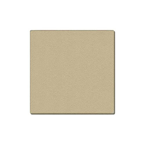 "Ghent 48.5"" x 48.5"" 1/2"" Vinyl Tackboard - Wrapped Edge - Caramel"