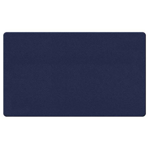 "Ghent 48"" x 36"" Fabric Tackboard w/ Wrapped Edge - Blue"