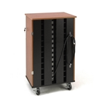 Oklahoma Sound TCSC Tablet Charging and Storage Cart