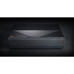 Optoma P1 4K UHD 3000 Lumen Ultra Short Throw Home Cinema Laser Projector with Integrated Soundbar