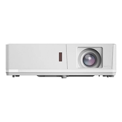 Optoma ZU506-W WUXGA Professional Installation Laser Projector with 5000 Lumens