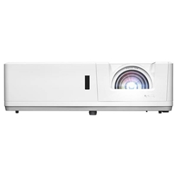 Optoma ZU606TST-W WUXGA Professional Installation Short Throw Laser Projector with 6000 Lumens