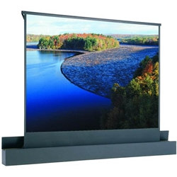 "Da-Lite 84748 - 100"" (60x80) Ascender Electrol - Video [4:3] - 1.0 Gain"
