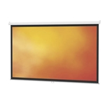 "Da-Lite Model B 36463-White - 94"" (50x80) - [16:10] - 1.5 Gain"