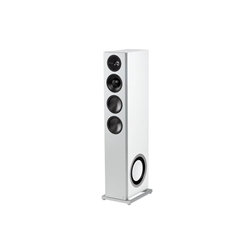 "Definitive Technology D15 Demand Series Performance Tower Speaker with Dual 8"" Passive Bass - White"