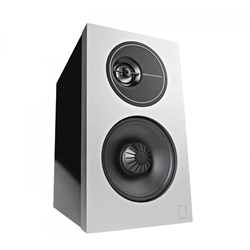 Definitive Technology D11 Demand Series Large High Performance Bookshelf Speakers - Black