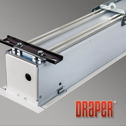 Draper Access FIT Recessed Tensioned Electric Projector Screen