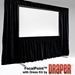 Draper 385095 FocalPoint (black) 120 diag. (72x96) - Video [4:3] - CineFlex CH1200V 1.2 Gain - Draper-385095