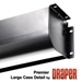 Draper 101182CBL-White Premier 83 diag. (50x66.5) - Video [4:3] - CineFlex CH1200V 1.2 Gain - Draper-101182CBL-White