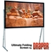 Draper 241037 Ultimate Folding Screen with Heavy-Duty Legs 132 diag. (64x115) - HDTV [16:9] - Draper-241037