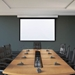 "Draper Acumen Recharge E 94"" 16:10 ClearSound White Weave XT900E Projector Screen - Draper-153101SA"
