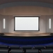 "Draper Acumen XL V 169"" CinemaScope CineFlex CH1200V Projector Screen - Draper-155113CB"