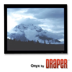 Draper 253284SB Onyx with Veltex  7  NTSC  ClearSound Grey Weave XH600E