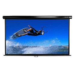 Elite Screens Elite M100UWH Manual 100 diag. (49x87) - HDTV [16:9] - MaxWhite 1.1 Gain
