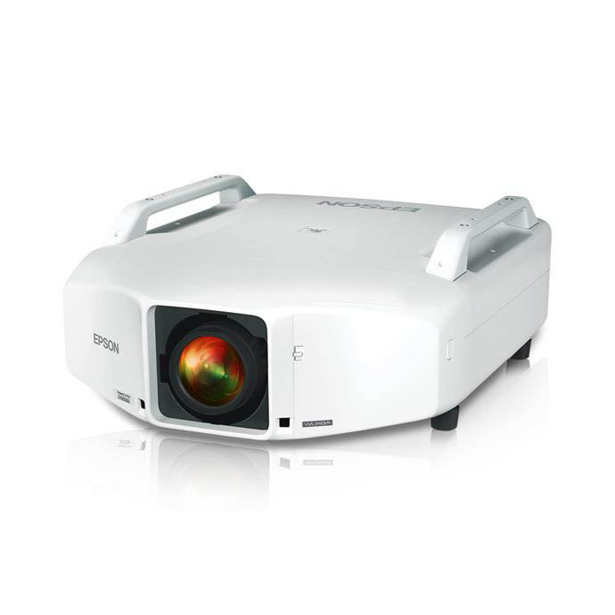 Epson PowerLite Pro Z10000UNL Projector WUXGA 10000 Lumen Projector White -  V11H610920 - No Lens