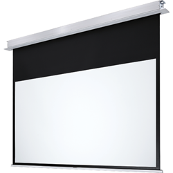 "Grandview CB-MIRC109(1610)WM5(AQCW) Ultimate Recessed Projector Screen - 109"" - 16:10 - WMS5 - White Case"