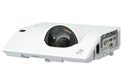 Hitachi CP-BW301WN LCD WXGA Short Throw Projector with 3000 Lumens
