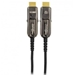 Metra Home Theater HDMI AOC Cable 24Gbps Cl3 Rated 130Ft With Detachable Headshell - Metra-IB-HDAOCD-130