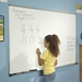 Best-Rite 202AC Porcelain Steel Whiteboard with Deluxe Aluminum Trim - BestRite-202AC