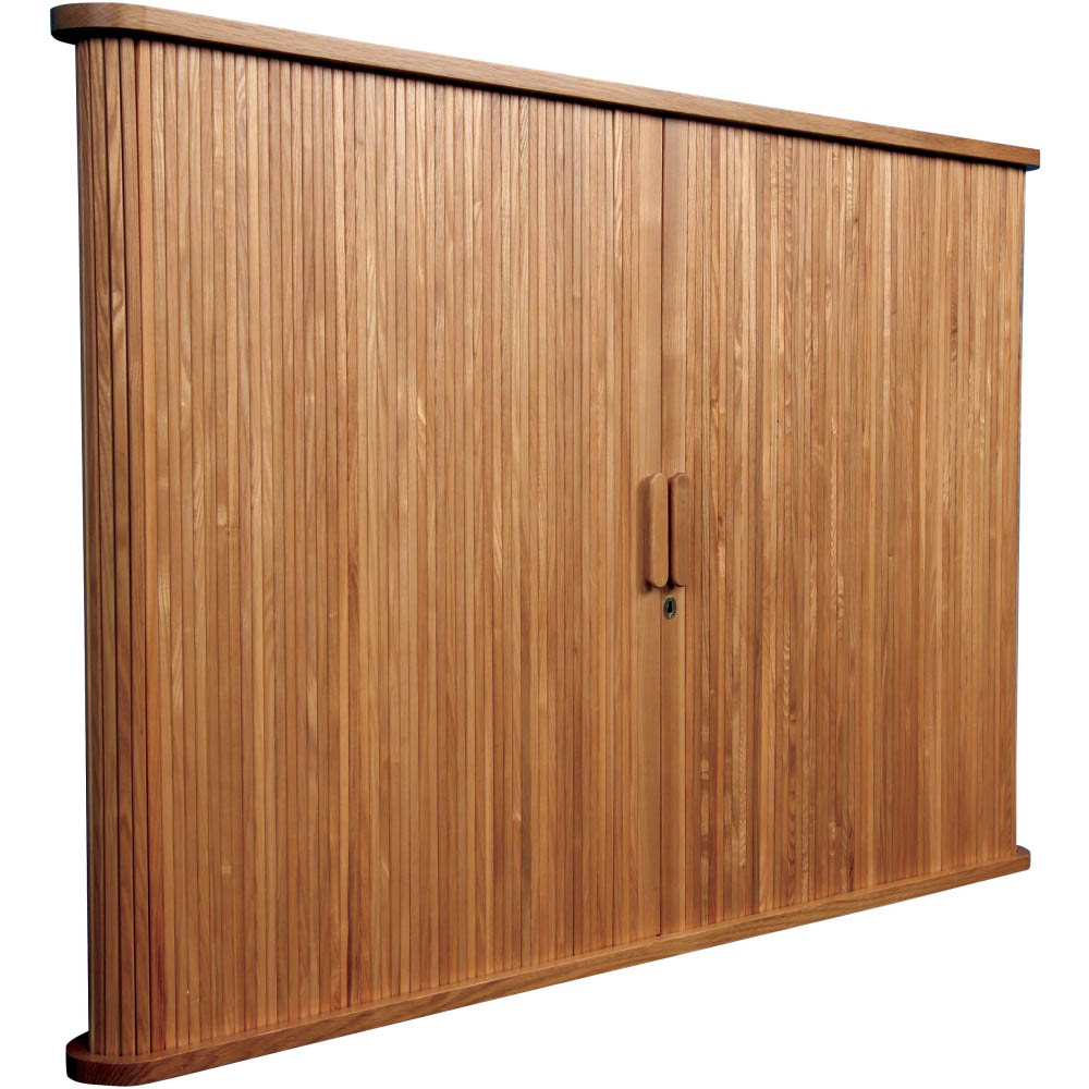 Best-Rite 843O Tambour Door Enclosed Cabinet - Best-Rite BestRite-843O