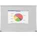 Best-Rite 204AG Projection Plus Board with Deluxe Aluminum Trim ...