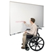 Best-Rite 202AL El Grande 5' High Porcelain Steel Whiteboards - BestRite-202AL