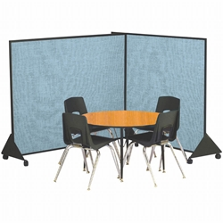 Best-Rite 646D Preschool Dividers & Display Panels
