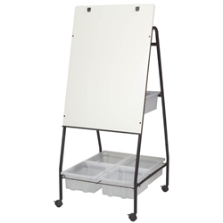 Best-Rite 762 Storage Wheasel Mobile Easel & Storage Center