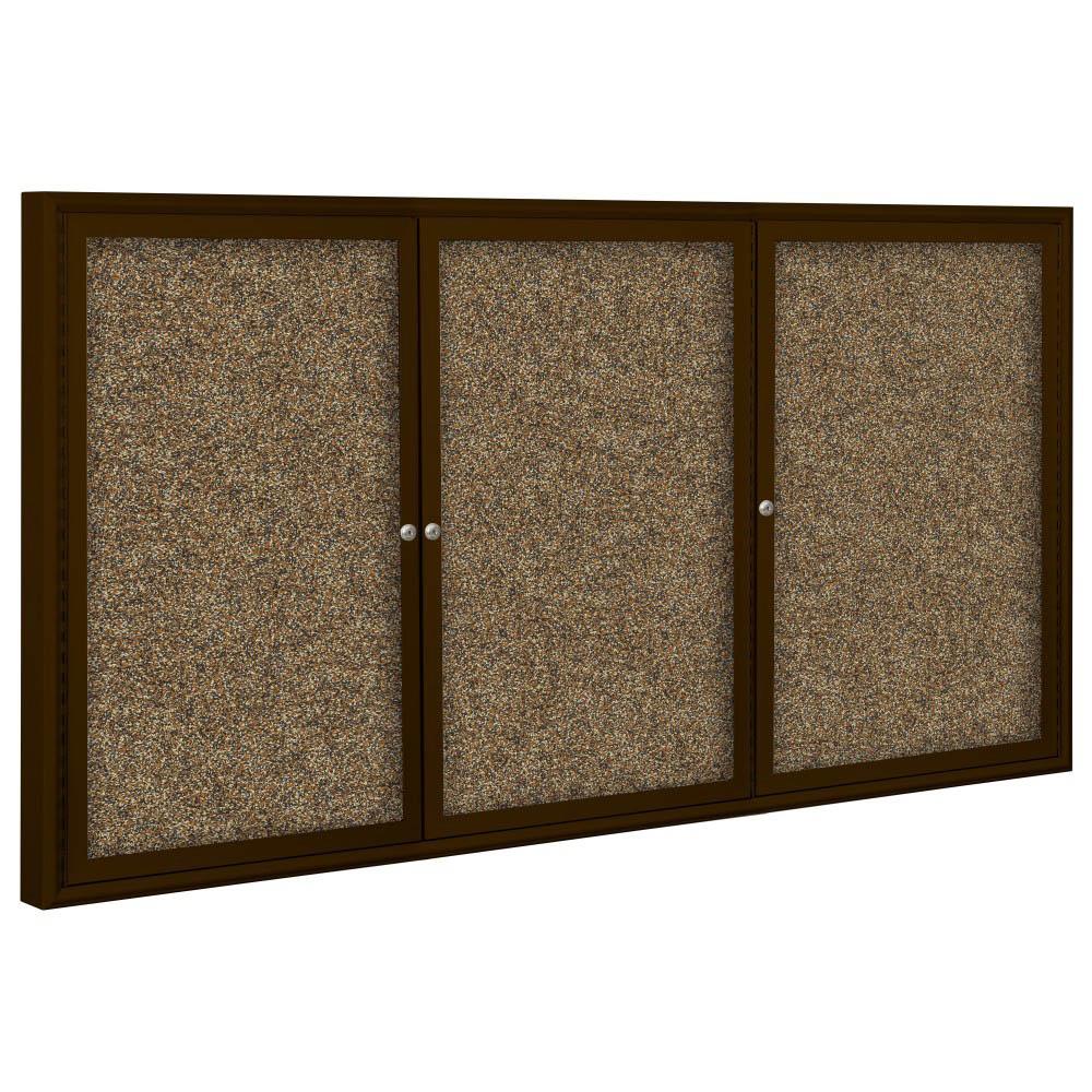 Best-Rite 94PSA-O Outdoor Enclosed Bulletin Board Cabinet - Best ...