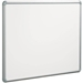 Best-Rite 212PH-T1 Dura-Rite Whiteboard with Presidential Trim - BestRite-212PH-T1