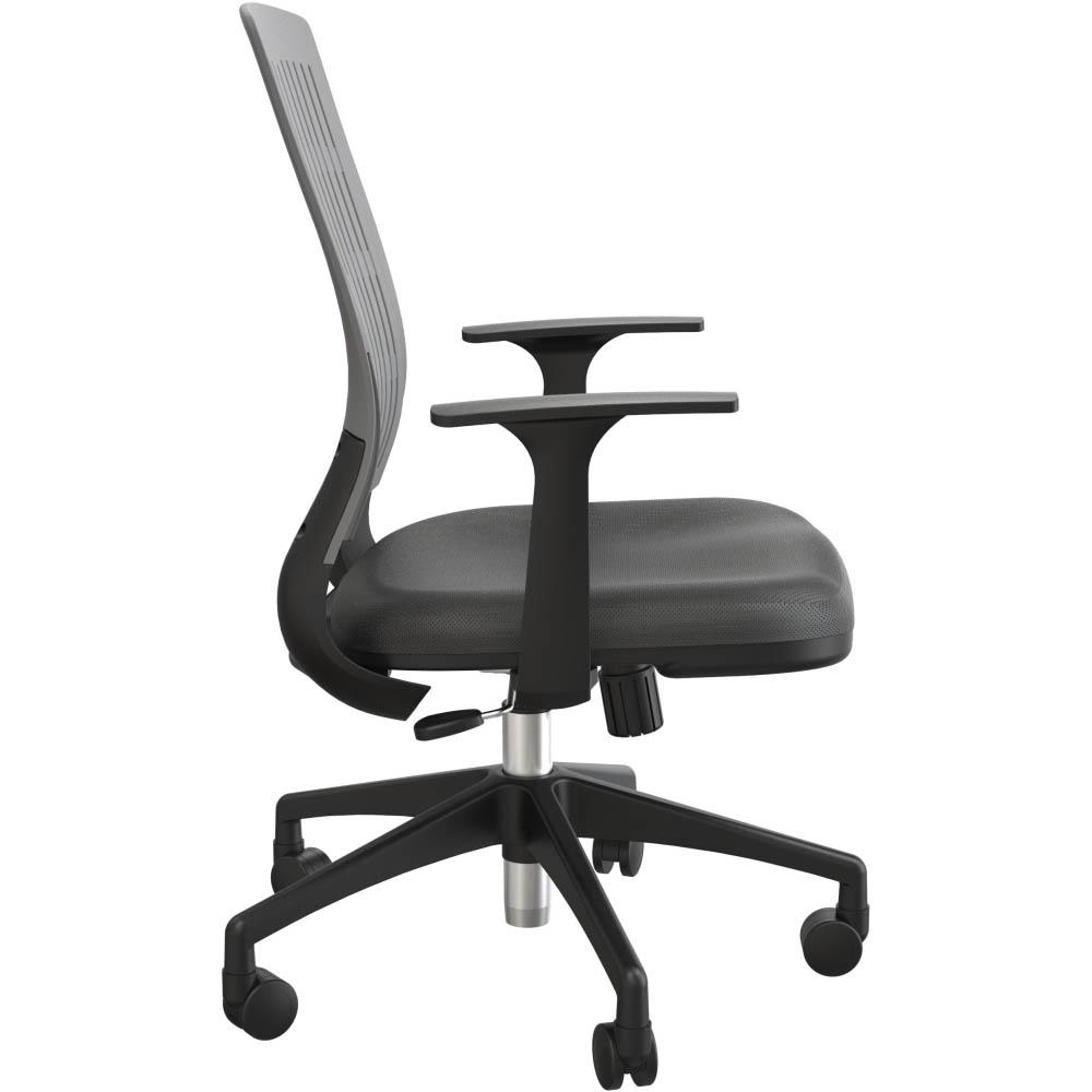 balt 34741 fly chair mid back office chair balt balt 34741. Black Bedroom Furniture Sets. Home Design Ideas