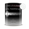 Projector Screen Paint - Digital Theater White-Quart Q002